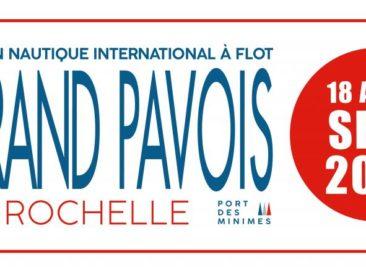Axe Sail au Grand Pavois de la Rochelle 2019 !