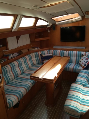 Ovni 455 bateau d'occasion