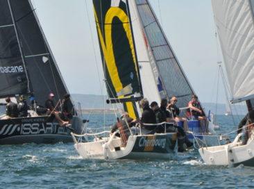 Axe Sail, partenaire des régates locales