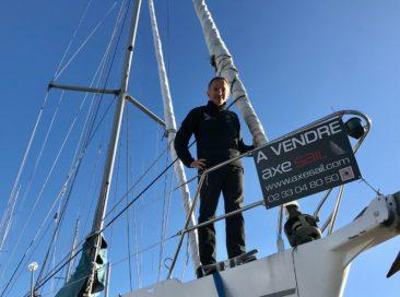Axe Sail développe son service de Brokerage